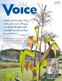 Fall Voice 2020 Cover